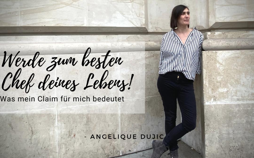 Angelique Dujic Mein Claim Werde zum besten Chef deines Lebens
